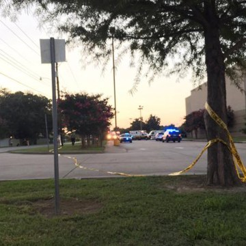 Image: Shooting at Lafayette, Louisiana, movie theater