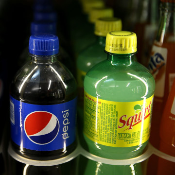 Image: San Francisco Approves Ordinance For Health Warnings For Sugary Soda Ads