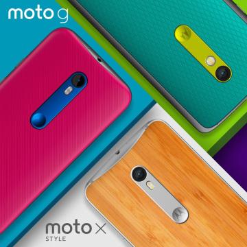 Motorola Announces Trio of Updated Moto Smartphones