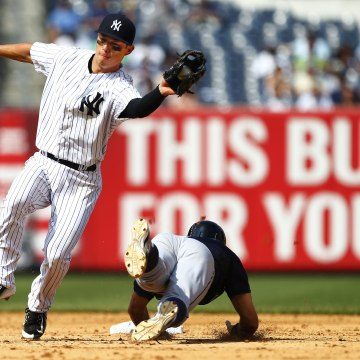 Image: Seattle Mariners v New York Yankees