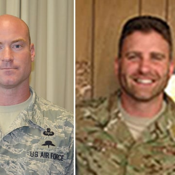 Airmen Killed Fall