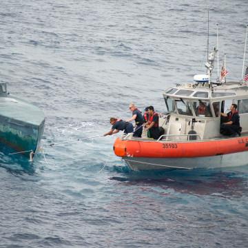 Coast Guard Cocaine
