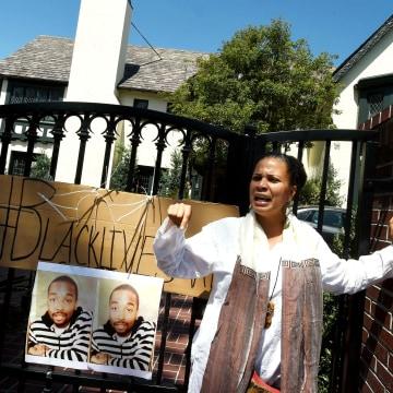 Image: Patrisse Cullors activist