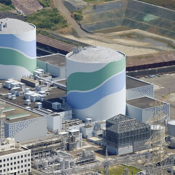 Image: Sendai Nuclear Power Station