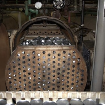 IMAGE: Bumble Bee oven where worker died