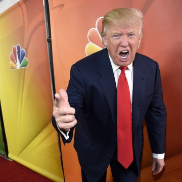 NBC: 'You're fired': NBC Fires Trump