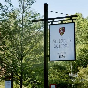 Image: St. Paul's School
