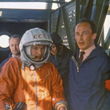 Image: Yuri Gagarin