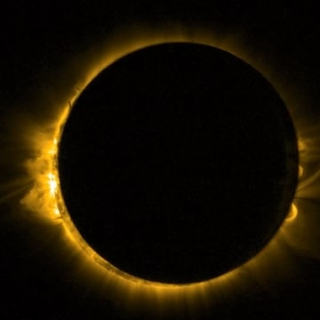 Image: Total solar eclipse of March 20, 2015