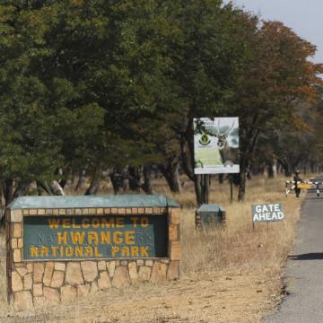Image: Zimbabwe's Hwange National Park