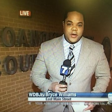 Image: File image of Bryce Williams a former reporter with WDBJ7