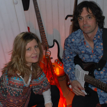 Image: Mark and Isabelle Moogalian