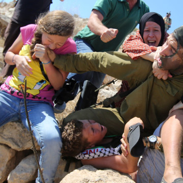 Image: PALESTINIAN-ISRAEL-CONFLICT