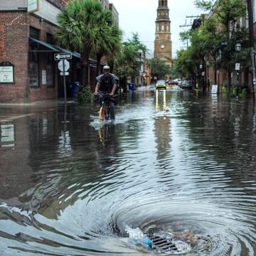 Image: Charleston flooding