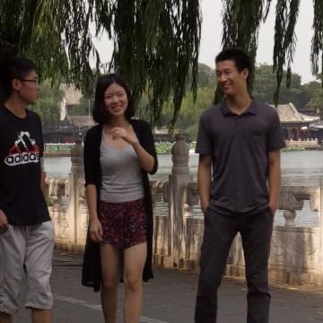 Image: Guo Reihan, Wu Ziye and Liu Yuanhong