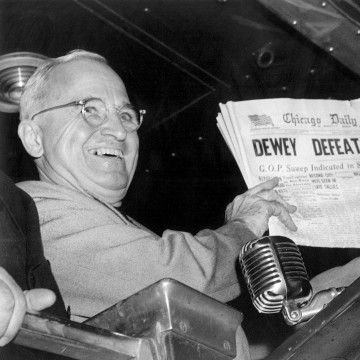 Image: U.S. President Harry S. Truman