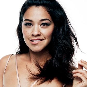 Image: Actress Gina Rodriguez