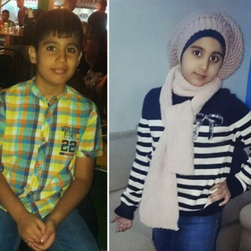 Image: Haider and Zainab