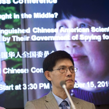 Image: US-CHINA-SPY-CHARGES