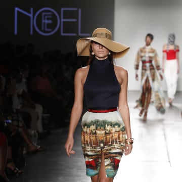 Harlem's Fashion Row - Runway - Spring 2016 New York Fashion Week