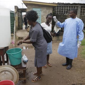 Image: Ebola