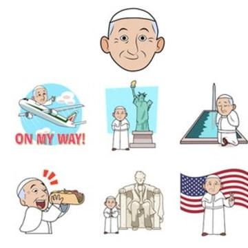 Image: Pope Emoji