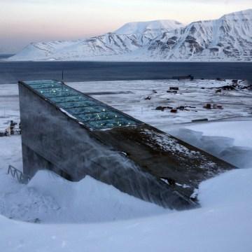 Image: Svalbard Global Seed Vault