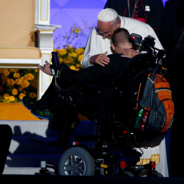 Image: US-VATICAN-RELIGION-POPE