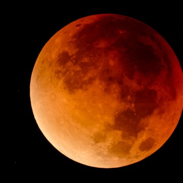 Image: Supermoon Total Eclipse