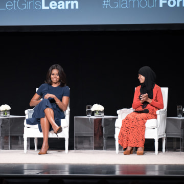 "Image: ""Let Girls Learn"" Global Conversation"