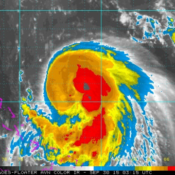 IMAGE: Tropical Storm Joaquin satellite image