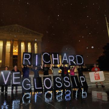 Image: Emergency Rally For Richard Glossip