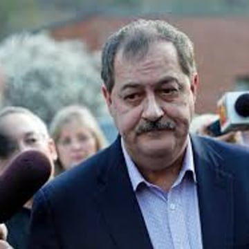 IMAGE: Then-Massey Energy CEO Don Blankenship in April 2010