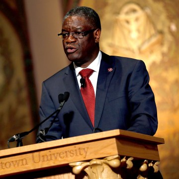 Image: Denis Mukwege