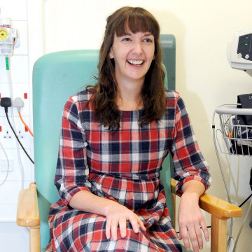 Image: Pauline Cafferkey Ebola patient discharged