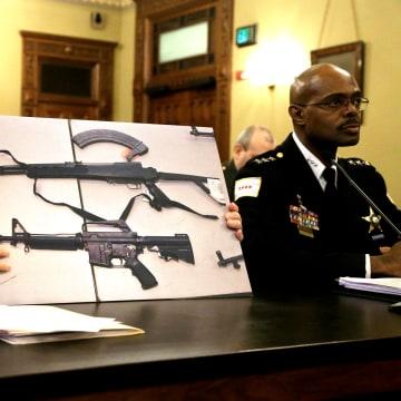 Image: Chicago assault weapon ban Supreme Court