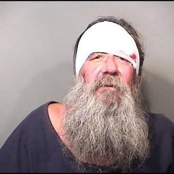 IMAGE: Ronny Scott Hicks arrest photo