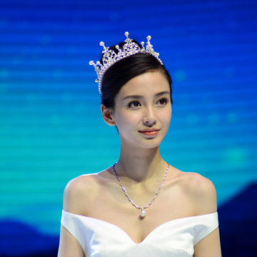 Image: Actress Angelababy