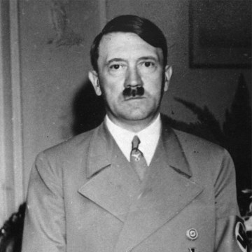 Image: Adolf Hitler in 1938