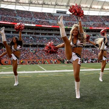 Cincinnati Bengals Tentatively Settle Cheerleaders