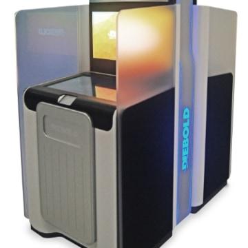 Image: Diebold's Janus self-service terminal