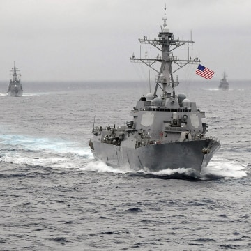 Image:The U.S. Navy guided-missile destroyer USS Lassen