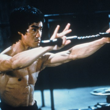 """Image: Bruce Lee in """"Enter The Dragon"""""""