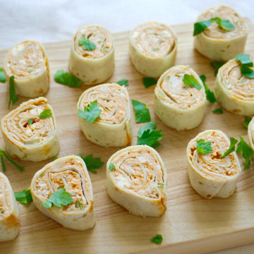 Tortilla Roll-Ups 3 Ways: The Perfect Appetizer for Game ...