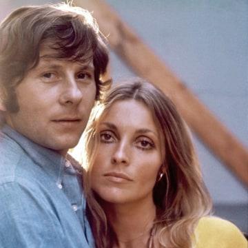 Image: Roman Polanski and Sharon Tate in the 1960s
