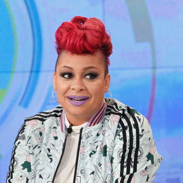 "Image: Raven Symoné hosts ABC's ""The View"" on Oct. 6, 2015."