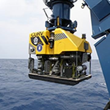 IMAGE: CURV-21 salvage equipment