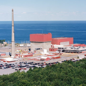 Image: James A. FitzPatrick Nuclear Power Plant