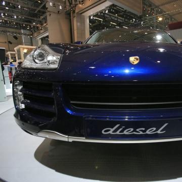 Image: Porsche Cayenne diesel