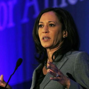 Image: California Attorney General Kamala Harris